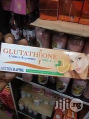Glutathione Creme Supreme Whitening Tube | Skin Care for sale in Lagos State, Lagos Mainland