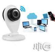 Wireless Ip Camera for Tablet Smartphone With Night Vision | Security & Surveillance for sale in Lagos State, Ajah
