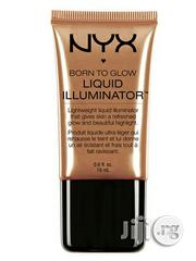 Nyx - Born To Glow Liquid Illuminator - Pure Gold | Makeup for sale in Edo State, Benin City