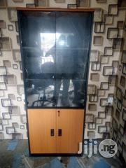 Portable Office Wooden Bookshelf | Furniture for sale in Lagos State, Ikeja