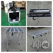Dj Controllers Table Stand With Mat | Audio & Music Equipment for sale in Lagos State, Ojo