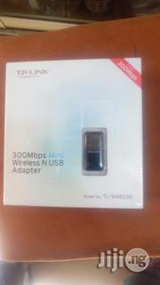 Tplink 300mbps Wireless Usb Adapter TL-WA823N   Networking Products for sale in Lagos State, Ikeja