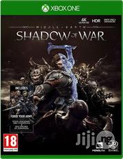 Middle Earth: Shadow Of War - Xbox One | Video Game Consoles for sale in Lagos State, Surulere