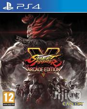Street Fighter V Arcade Edition - PS4 | Video Games for sale in Lagos State, Surulere
