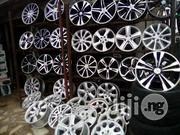 New / Tokunbo Alloy Wheel And Tires 14 Rim-20 Rim | Vehicle Parts & Accessories for sale in Lagos State, Ikeja