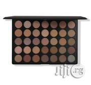 35T - Morphe 35 Color Taupe Eyeshadow Palette   Makeup for sale in Edo State, Benin City