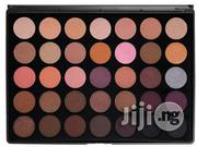 35W - Morphe 35 Color Warm Eyeshadow Palette   Makeup for sale in Edo State, Benin City