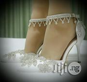 Women's Bridal Elegant Rhinestones Heels | Wedding Wear for sale in Lagos State, Lagos Mainland