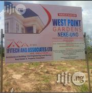 Plots of Land at Neke Uno Enugu State West Point Gardens Phase 1 | Land & Plots For Sale for sale in Enugu State, Enugu