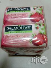 Palmolive 6 in 1 Strewberry Yogurt Soap | Bath & Body for sale in Lagos State, Lagos Mainland