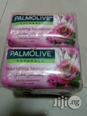 Palmolive Natural Soap With Milk Rose Petals | Skin Care for sale in Lagos State, Lagos Mainland
