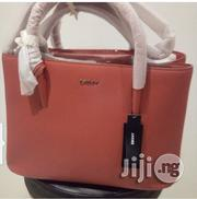 Original DKNY Saffiano Leather Top Handle Hand Bag | Bags for sale in Lagos State