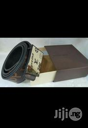 Louis Vuitton Supreme Belt Original | Clothing Accessories for sale in Lagos State, Surulere