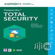 Kaspersky Total Security 2018 1 Device - 1 Year Full Version | Software for sale in Lagos State, Ikeja