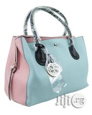 USA Handbag Light Blue And Pink | Bags for sale in Lagos State, Ikeja