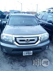 Tokunbo Honda Pilot 2010 Gray | Cars for sale in Lagos State, Apapa