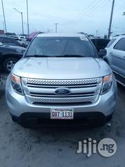 Tokunbo Ford Explorer 2013 Silver | Cars for sale in Lagos State, Apapa