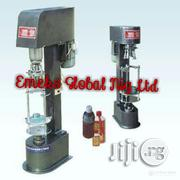 Semi-auto Bottle Capping Machine | Manufacturing Equipment for sale in Lagos State, Ojo