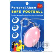 Personal Keychain Alarm Safe Football   Home Accessories for sale in Abuja (FCT) State, Wuse