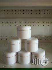 200ml White Cup With Silver Trimming | Skin Care for sale in Cross River State, Calabar