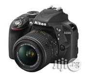 Nikon - D3300 24.2 MP CMOS Digital SLR With Auto Focus | Photo & Video Cameras for sale in Lagos State, Lagos Mainland