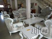 Brand New Imported Royal Executive Set Of Chair With Royal Table | Furniture for sale in Lagos State, Ojo