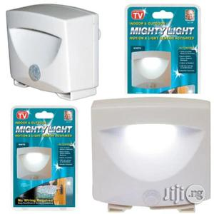 Mighty Light Motion Activated Sensor Led Light - White