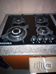 Phima 60cm Turkish 4burners Cabinet Gas Cooker With 2years Warranty. | Kitchen Appliances for sale in Lagos State, Ojo