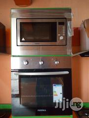 Phima Turkish Cabinet Oven And Microwave With Two Years Warranty. | Kitchen Appliances for sale in Lagos State, Ojo