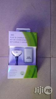Xbox 360 Pad Charger And Battery | Accessories & Supplies for Electronics for sale in Lagos State, Oshodi-Isolo
