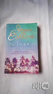 The St. Tropez Lonely Hearts Club - Novel By Joan Collins | Books & Games for sale in Lagos State, Surulere