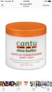 Cantu Shea Butter Leave In Conditioning Repair Cream   Bath & Body for sale in Lagos State, Yaba