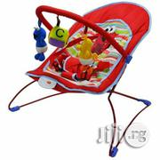 Sesame Street Elmo Deluxe Baby Bouncer | Children's Gear & Safety for sale in Lagos State, Amuwo-Odofin