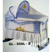 Graceland Baby Bed - Blue | Children's Furniture for sale in Lagos State, Amuwo-Odofin