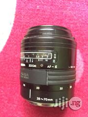 Canon 28-70mm Lens | Accessories & Supplies for Electronics for sale in Lagos State, Ikeja