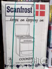 Scanfrost Gass Cooker 4 In 1 Gas 60 By 60 | Kitchen Appliances for sale in Lagos State, Ojo