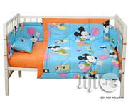 7pcs Baby Crib Bedding Set (Mickey Mouse) | Baby & Child Care for sale in Lagos State, Ikeja