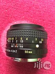 50mm 1.2ft Lens | Accessories & Supplies for Electronics for sale in Lagos State, Ikeja