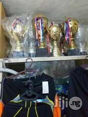 Set Of Trophies 3 Per Set | Arts & Crafts for sale in Lagos State, Ikeja