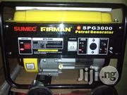 Sumec Firman SPG 3000 | Home Appliances for sale in Rivers State, Port-Harcourt
