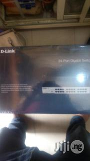 D-link 24 Port Gb Switch Dgs -1024D | Networking Products for sale in Lagos State, Ikeja