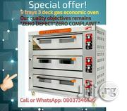 9 Trays 3 Deck Economic Gas Oven | Industrial Ovens for sale in Rivers State, Port-Harcourt
