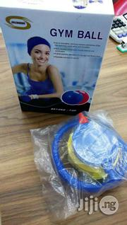 Gym Ball With Pump | Sports Equipment for sale in Lagos State, Ikeja