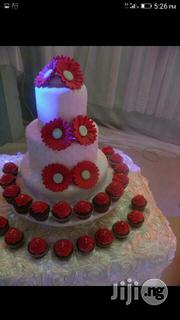 3 Tier Cake | Meals & Drinks for sale in Lagos State, Ojodu