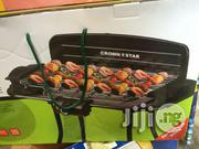Electric Barbecue Grill Crown Star | Kitchen Appliances for sale in Lagos State, Surulere
