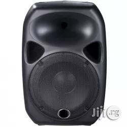 Titan Hi Power 15 Inch Rechargable Bluetooth PA System With LCD Screen