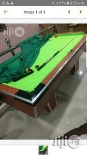 Locally Made Snooker Board   Sports Equipment for sale in Lagos State, Ikeja