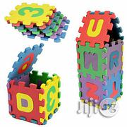 Liplasting 36pcs Baby Kids Alphanumeric Educational Puzzle Blocks | Toys for sale in Lagos State, Amuwo-Odofin