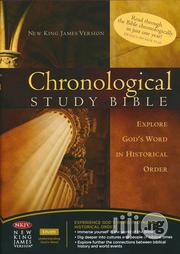 The NKJV Chronological Study Bible Hardcover   Books & Games for sale in Lagos State