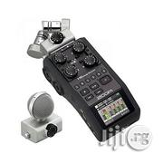 Zoom H6 Handy Recorder With Interchangeable Microphone | Audio & Music Equipment for sale in Lagos State, Lagos Mainland